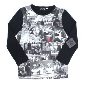 I Love Lucy t-shirt for girls, NWT